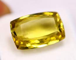16.39ct Natural Lemon Quartz Octagon Cut Lot P233