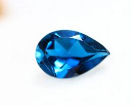 1.46ct London Blue Topaz Pear Cut Lot V4310