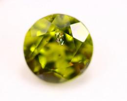4.84ct Green Peridot Round Cut Lot V4321