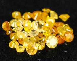 1.11Ct Canary Yellow Natural Fancy Diamond B0803