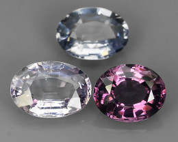 3.10 CTS-FANTASTIC ULTRA RARE NATURAL OVAL~FANCY SPINEL!! $280.00