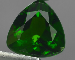 2.30 CTS NATURAL ULTRA RARE CHROME TOP GREEN DIOPSIDE RUSSIA~TRILLION!!