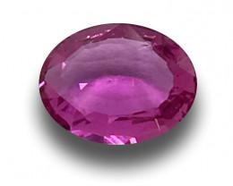 Natural Pink Sapphire  Certified   Loose Gemstone   Sri Lanka - New