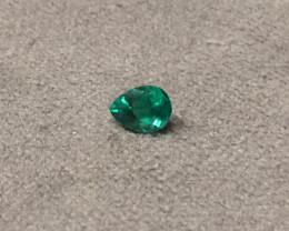 0,92ct Colombian Emerald  Colombian Emeralds Colombian Emeralds