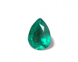 4,40ct Muzo's Green Colombian Emerald Colombian Emeralds Colombian Emeralds