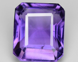 3.35 Ct  Natural Amethyst Top Quality Gemstone. AM 003