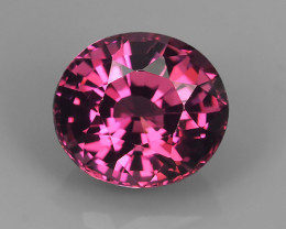 Certified ~2.24 CTS LOVELY NATURAL FANCY TOP PINK COLOUR SPINEL SRI-LANKA!