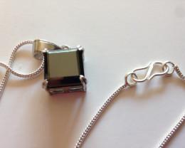 Black Diamond Pendant 6.00cts.