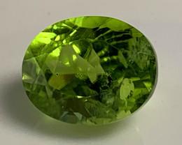 ⭐3.69ct Bright Green Peridot Gem - No reserve