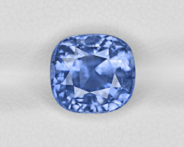 Blue Sapphire, 4.07ct - Mined in Sri Lanka | Certified by GIA