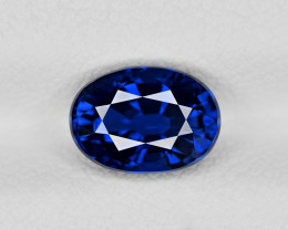 Blue Sapphire, 2.25ct - Mined in Sri Lanka | Certified by GIA