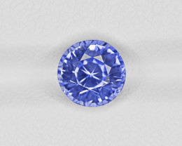 Blue Sapphire, 3.07ct - Mined in Sri Lanka | Certified by GIA
