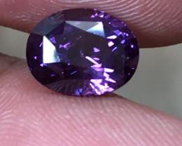 Natural Unheated Purple Sapphire Loose Gemstone  Sri Lanka - New