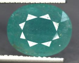 6.40 Carats Natural Rare Grandidierite Gemstone