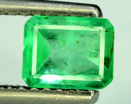 1.55 cts Super Top Quality Natural  Colombian Emerald Gemstone