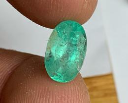 *NR* 3.38 ct Columbian Emerald - Muzo Mine