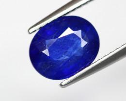 2.33cts Royal Blue Colour Sapphire HH22