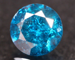 0.93Ct Fancy Electric Blue Natural Diamond A1202