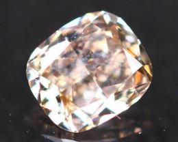 Natural Argyle 0.29Ct Fancy Purplish Pink Natural Diamond C1208