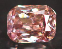 Natural Argyle 0.13Ct VS Vivid Purple Diamond 6911