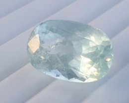 25.80 carats  Aquamarine Gemstone from pakistan