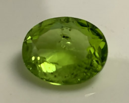 ⭐3.15ct Bright Peridot Gem - No reserve