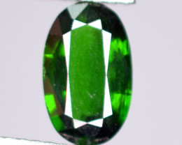 1.10 Carats  Natural Chrome Diopside Gemstone