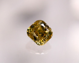 0.18Ct Untreated Fancy Diamond Natural Color Z102