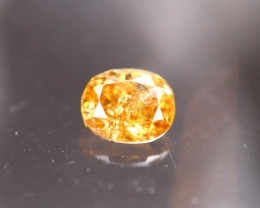 0.16Ct Untreated Fancy Diamond Natural Color Z129