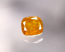 0.18Ct Untreated Fancy Diamond Natural Color Z128