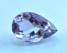 No Reserve - 7.95 Carats Natural Amethyst Gemstone