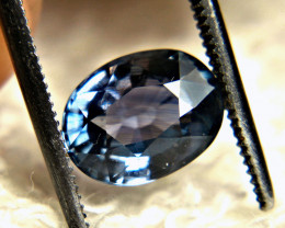 CERTIFIED - 2.48 Ct. 100% Natural, Blue VS Sapphire - Gorgeous