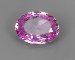 1.10 CTS Extremely Rare NATURAL ULTRA SRILANKAN -PINK SAPPHIRE HEATED