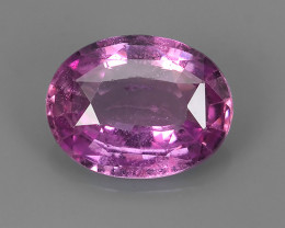 1.20 CTS AWESOME SRILANKA PINK SAPPHIRE FACETED GENUINE OVAL