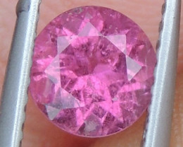 6mm,  Nigerian Rubelite,  Calibrated