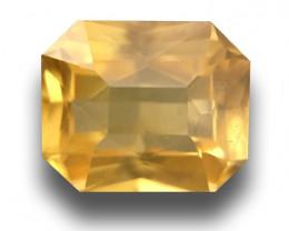 Natural yellow sapphire|Loose Gemstone|New | Sri Lanka