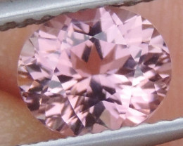 1.21cts Pink Congo Tourmaline, Untreated