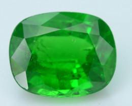 AIG Certified AAA Grade 2.30 ct Forest Green Tsavorite Garnet SKu-5