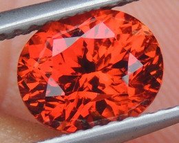 2.07cts, Spessartite Garnet, Top Cut