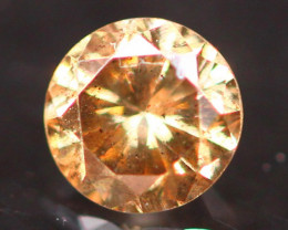 0.15Ct Untreated Fancy Diamond Natural Color F20