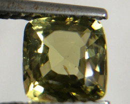 GFCO Certified Natural Color Change Alexandrite - 1.43 ct