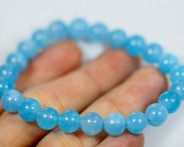 94.5Ct Natural Aquamarine Bracelet