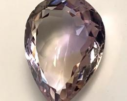 ⭐5.28ct Pale Pastel Ametrine VVS Pretty stone - NR
