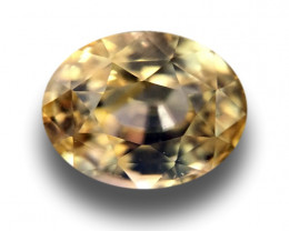 Natural Yellow Sapphire |Loose Gemstone | New | Sri Lanka