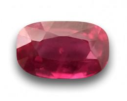 Natural Hot Pink |Certified | Loose Gemstone | Sri Lanka