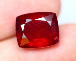 7.41cts Blood Red Colour Ruby / JJ05