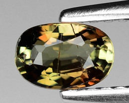 0.33 Ct Rare Amblygonite Top Color Change Gemstone RR7