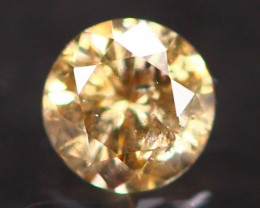 0.11Ct Untreated Fancy Diamond Natural Color P01