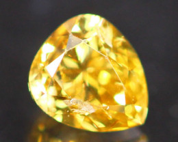 0.17Ct Untreated Fancy Diamond Natural Color P03