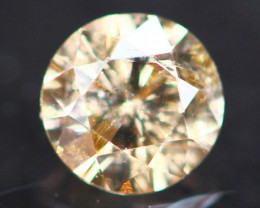 0.16Ct Untreated Fancy Diamond Natural Color P04